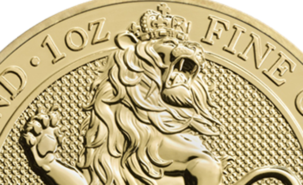 The Queens Beasts - Royal Mint Coins