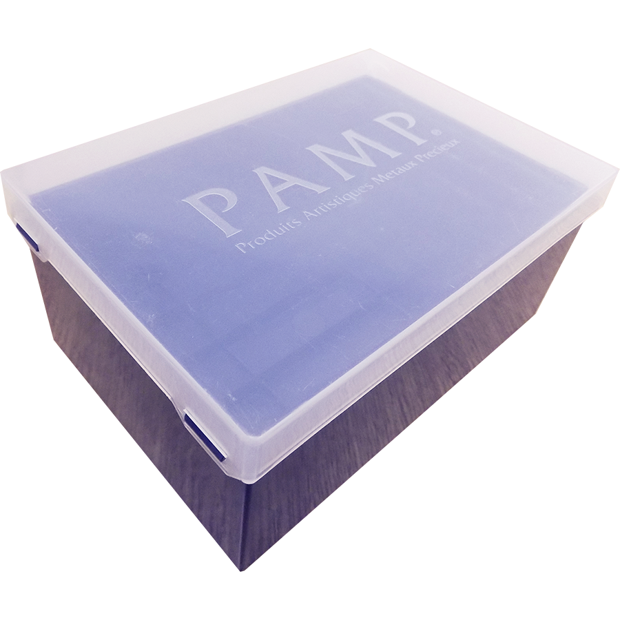 Pamp 1kg Silver Bar Storage Box Atkinsons Bullion Amp Coins