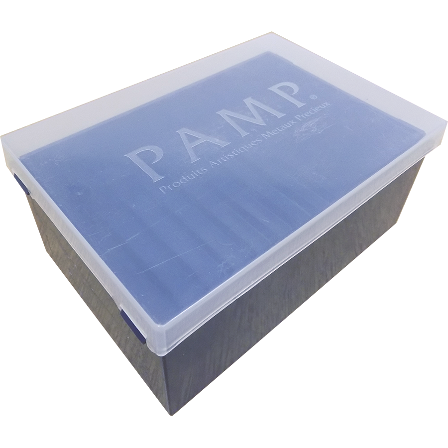 Pamp 5oz Or 10oz Silver Bar Storage Box Atkinsons