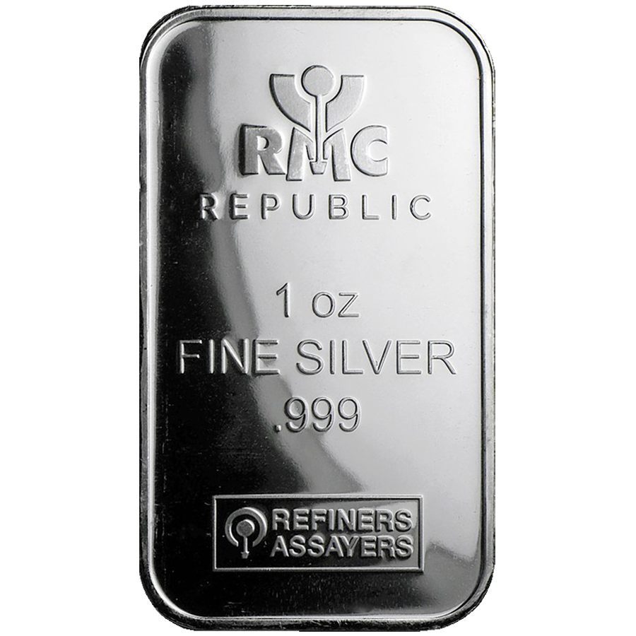 RMC 1oz Silver Bar
