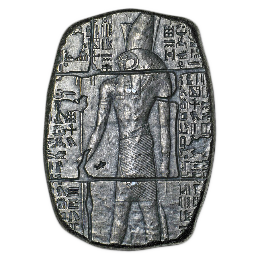 Horus Relic 3oz Hand-Poured Silver Bar