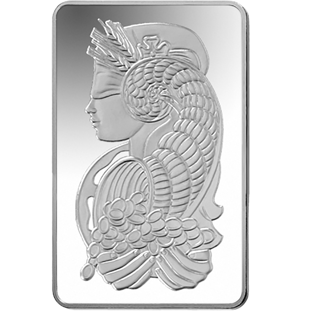 PAMP Suisse Fortuna 10oz Silver Bar
