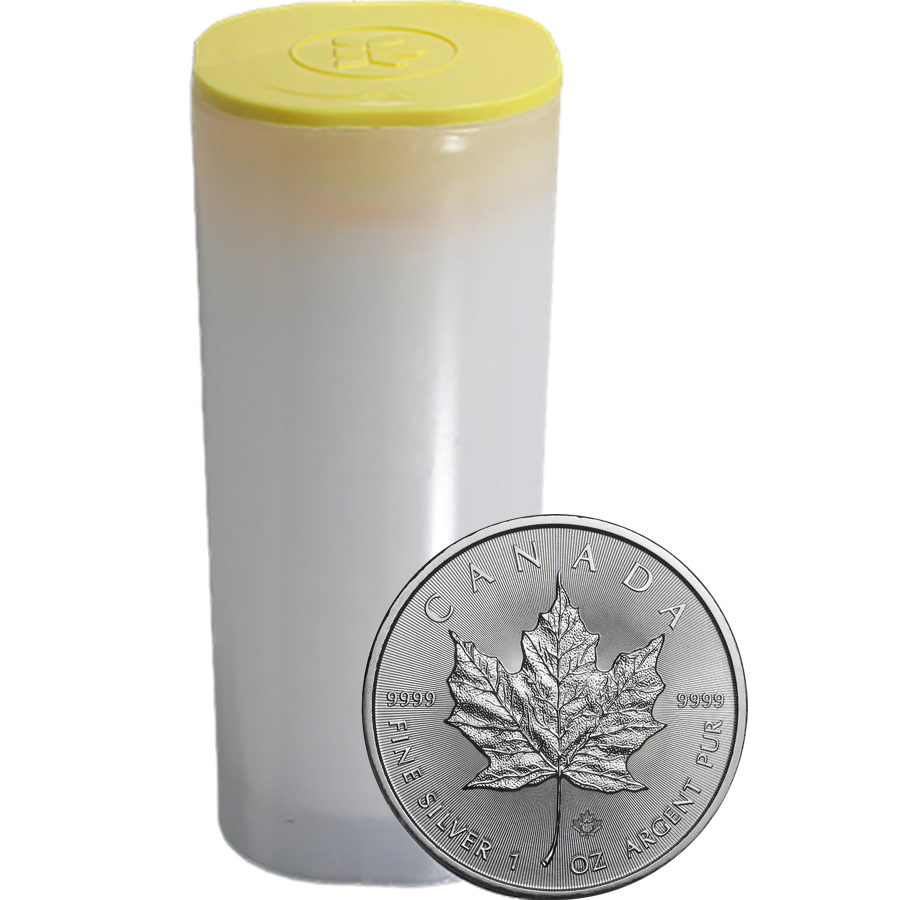2019 Canadian Maple 1oz Silver 500 Coin Monster Box (Image 2)