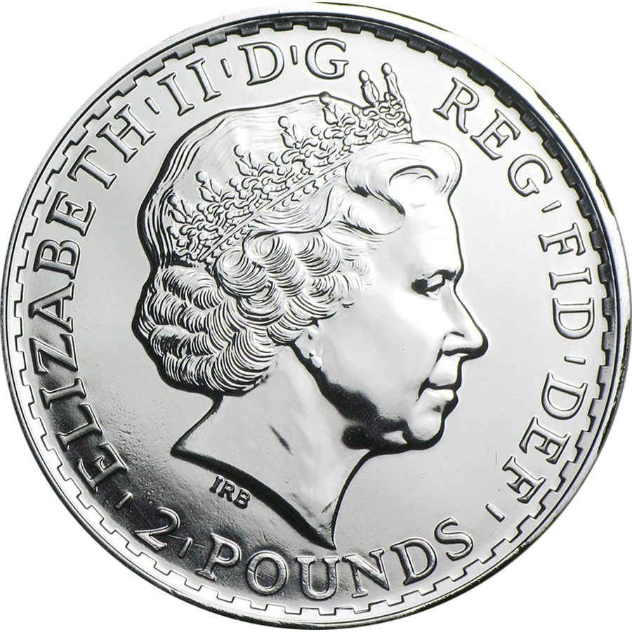 Pre-Owned 2014 UK Britannia Privy Horse 1oz Silver Coin - VAT Free (Image 2)