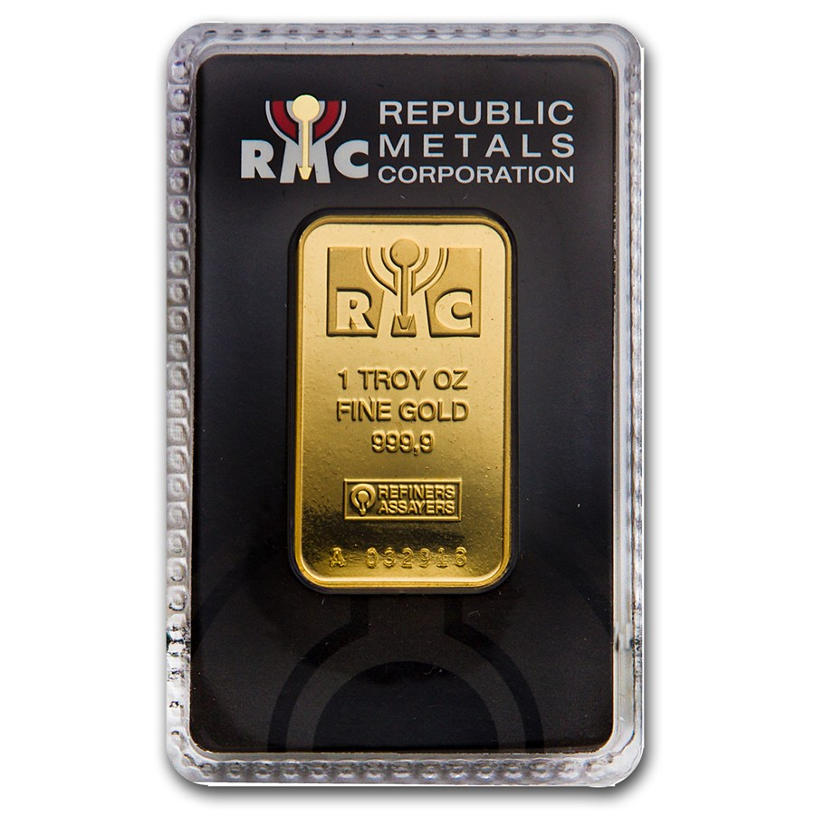 RMC 1oz Gold Bar