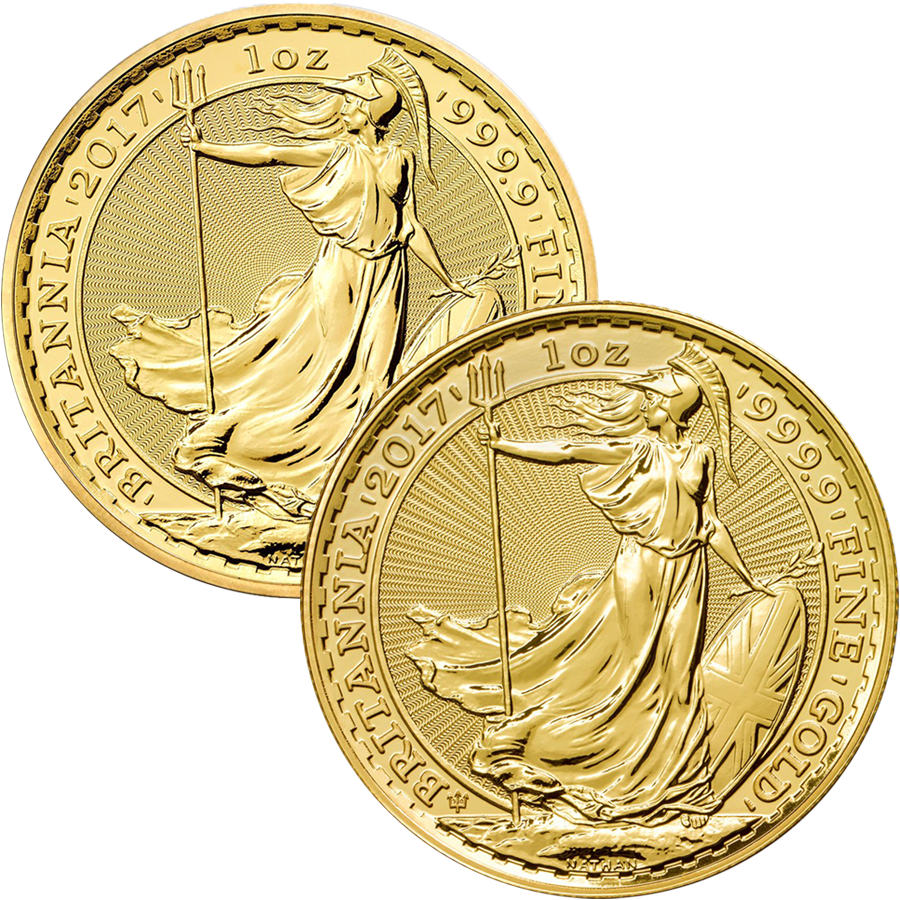 Coin Collection For Sale >> 2017 Uk Britannia 30th Anniversary 1oz Gold Coin Collection