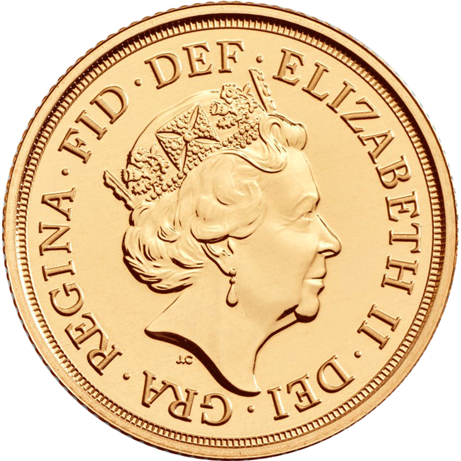 2019 UK Full Sovereign 125 Gold Coin Mini Box (Image 4)