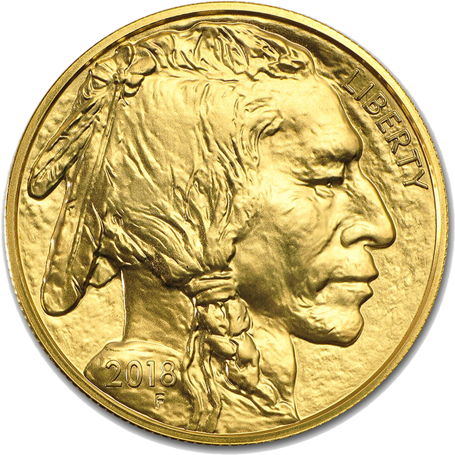 2018 USA Buffalo 1oz Gold Coin