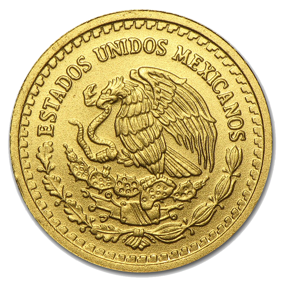 2018 Mexican Libertad 1/10oz Gold Coin (Image 2)