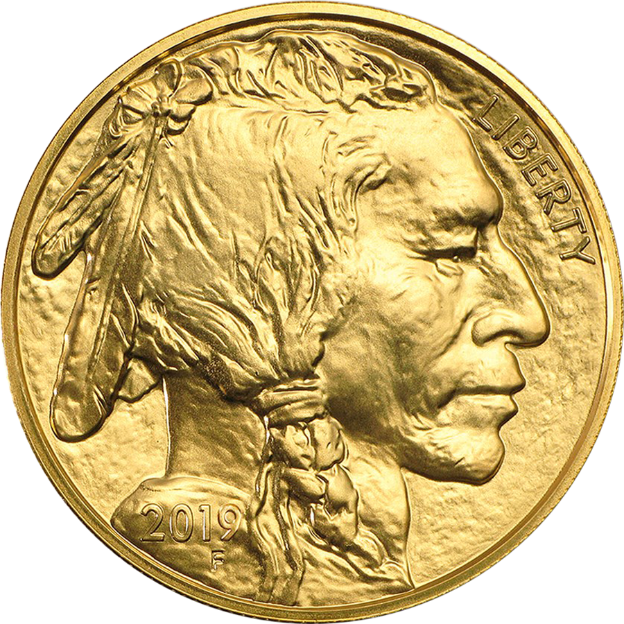 2019 USA Buffalo 1oz Gold Coin