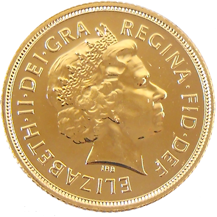 Pre-Owned 2011 UK Full Sovereign Gold Coin
