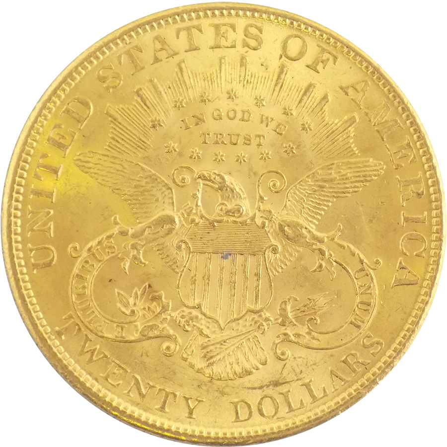 Pre Owned 1904 Usa 20 Double Eagle Gold Coin Atkinsons