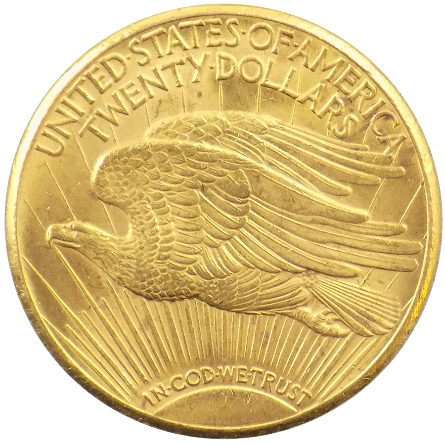 1924 Usa St Gaudens Double Eagle 20 Gold Coin Free