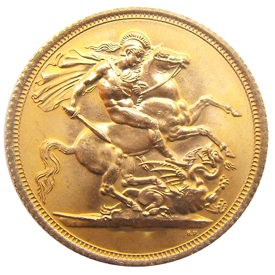 UK Full Gold Sovereign - Mixed Dates