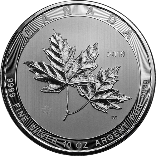 10oz Silver Coins - Free UK Delivery | Atkinsons Bullion